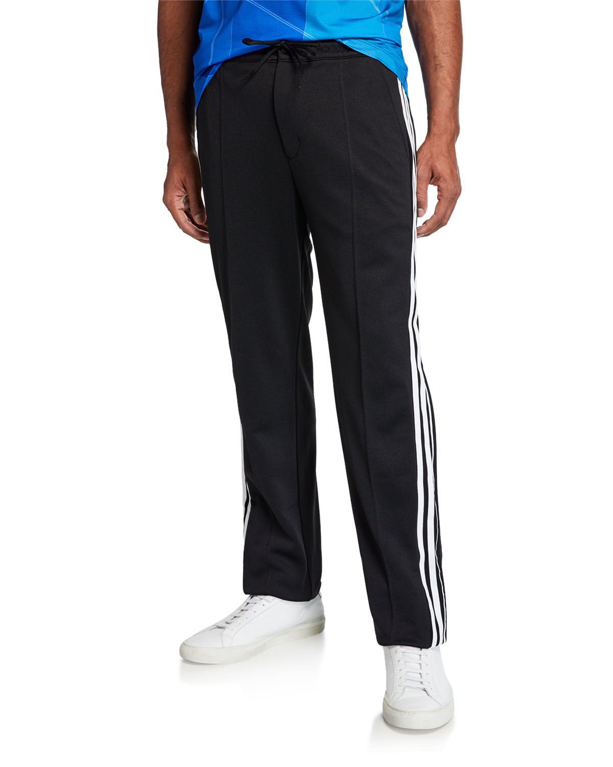 Men's Striped Track Pants by Y 3