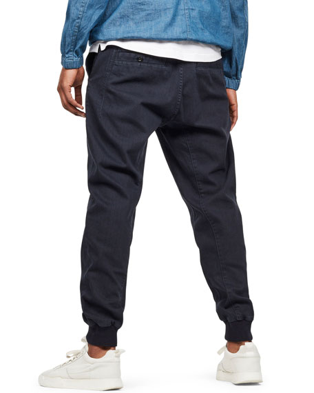 G-Star Men's Bronson Tapered Twill Pants