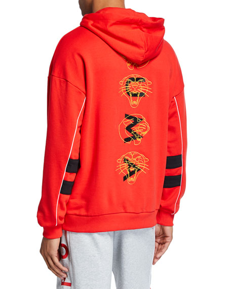 Puma Men's Stryk Graphic Pullover Hoodie