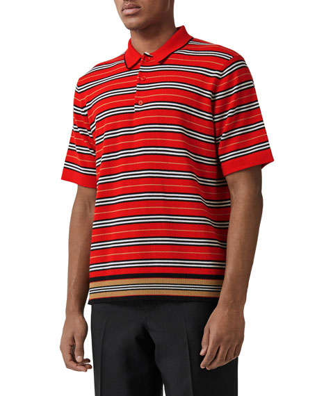 Burberry Men's Beaford Polo Shirt
