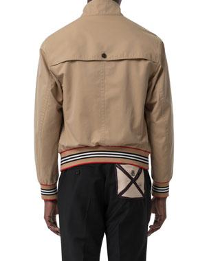 ce57b2988 Men's Designer Bomber Jackets at Neiman Marcus