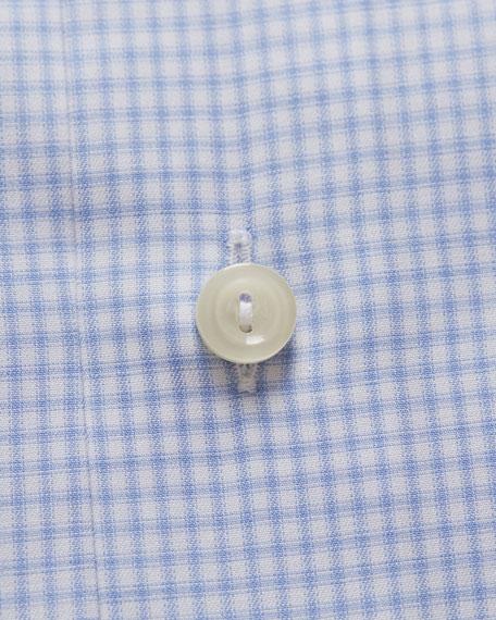 Eton Men's Check Contemporary-Fit Dress Shirt
