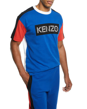 7a31626c Kenzo Men's Shirts & Clothing at Neiman Marcus