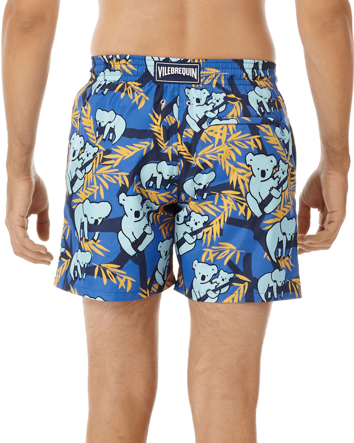 5fb31705d0 Vilebrequin Men's Mahina 6th July Sydney Swim Trunks | Neiman Marcus
