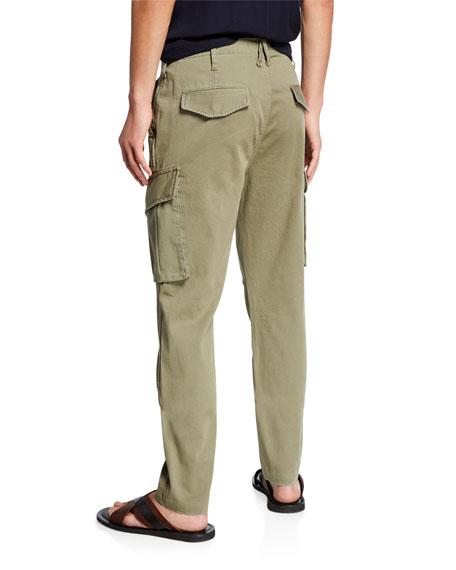 Hudson Men's Skinny Twill Cargo Pants