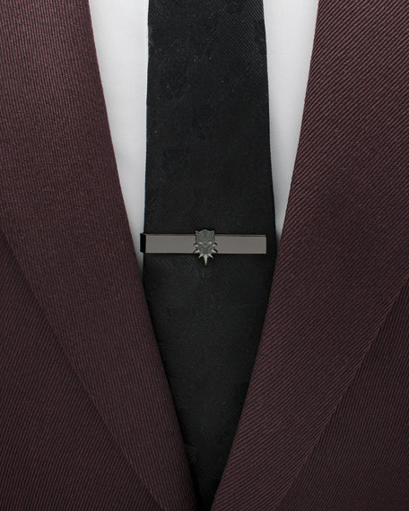 Cufflinks Inc. Black Panther Tie Bar