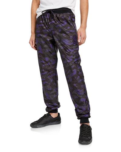 Men's X PRPS Camo-Print Sweatpants