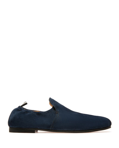 Men's Plank Suede Loafers