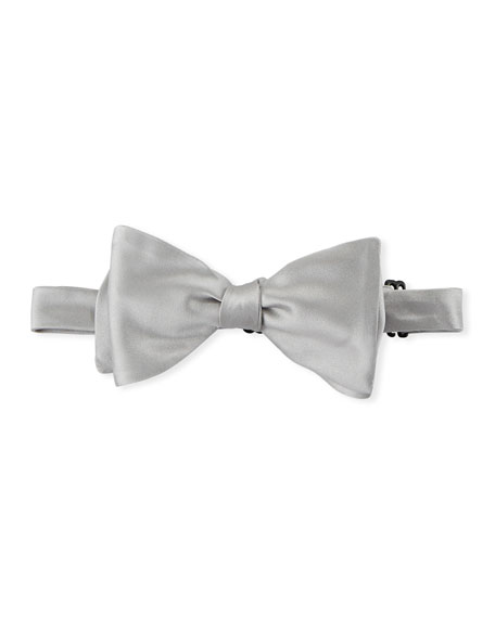 Edward Armah Large Silk Bow Tie