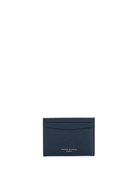 dunhill Men's Duke Leather Card Case