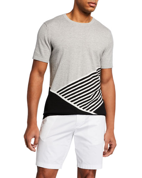 Michael Kors Men's Short-Sleeve Graphic Shirt