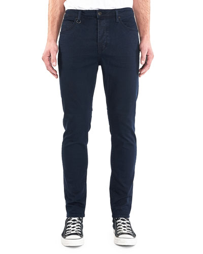 Men's Ray Tapered Dark-Wash Jeans