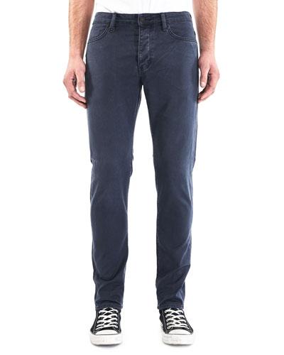 Men's Lou Slim Dark-Wash Jeans