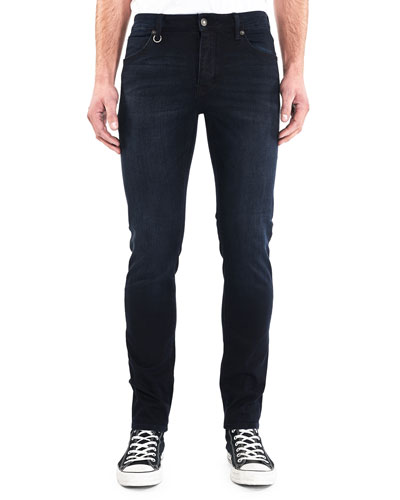 Men's Iggy Skinny Dark-Wash Jeans  Polar