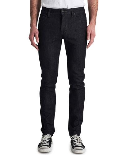 Men's Iggy Skinny Dark-Wash Jeans  Dr