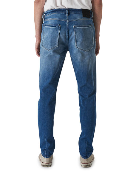 Neuw Men's Ray Tapered Mid-Wash Jeans, Tokyo