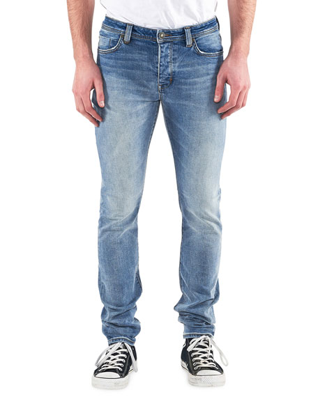 Neuw Men's Iggy Skinny Light-Wash Jeans, Atomic Air