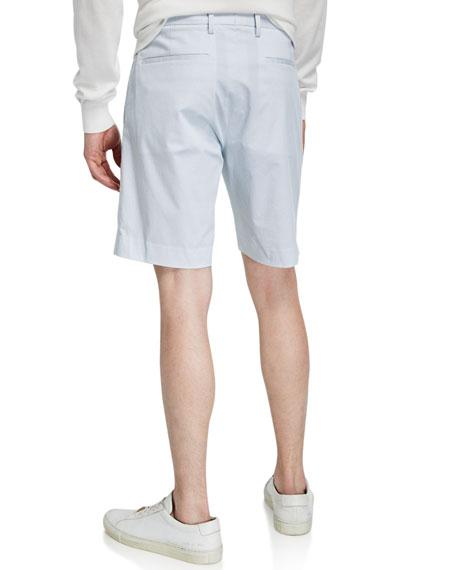 Theory Men's Zaine Sillar Twill Shorts