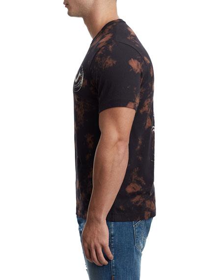 True Religion Men's Skull Graphic Cotton T-Shirt