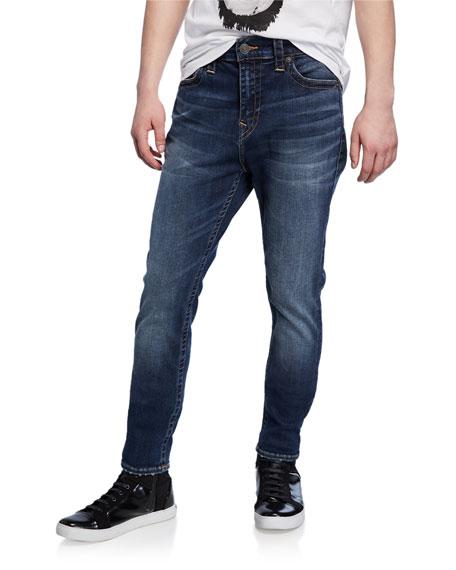 True Religion Men's Jack Santiago Skinny Jeans