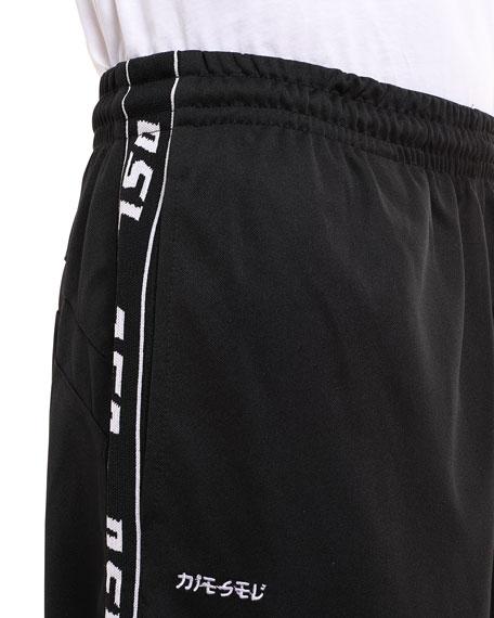 Diesel Men's Hitoshi Basketball Shorts