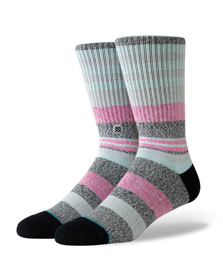 Stance Men's Munga Striped Socks