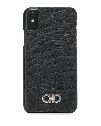 Men's Revival Gancio Bicolor iPhone 8 Case with Card Holder