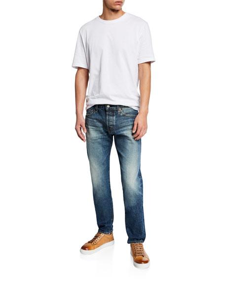 AG Adriano Goldschmied Men's Dylan Modern-Slim Jeans