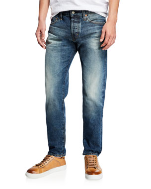 9f6cf94b AG Adriano Goldschmied Men's Dylan Modern-Slim Jeans