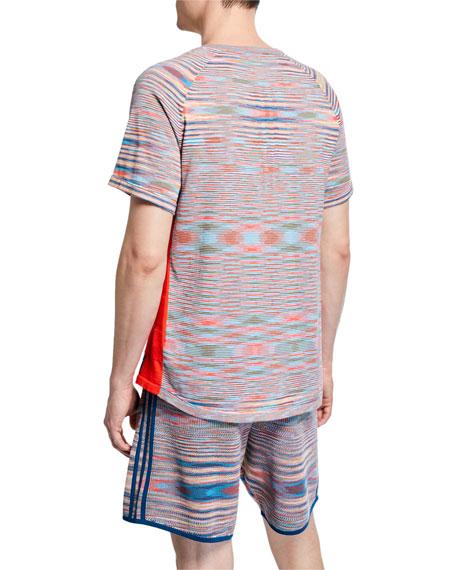 Adidas x missoni Men's x Missoni City Runners Unite T-Shirt, Multi