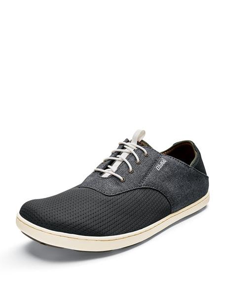 Olukai Men's Nohea Moku Boat Shoes