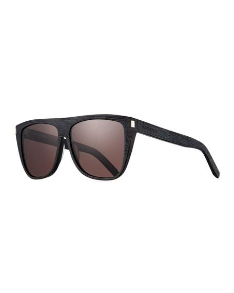 Saint Laurent Men's SL 292 Acetate Sunglasses