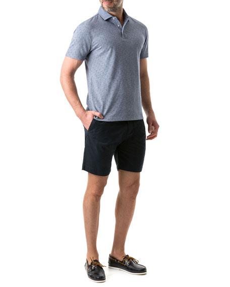 Rodd & Gunn Men's New Haven Patterned Polo Shirt