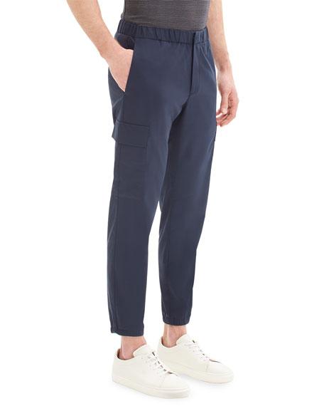 Theory Men's Skiv Roscoe Cargo Jogger Pants