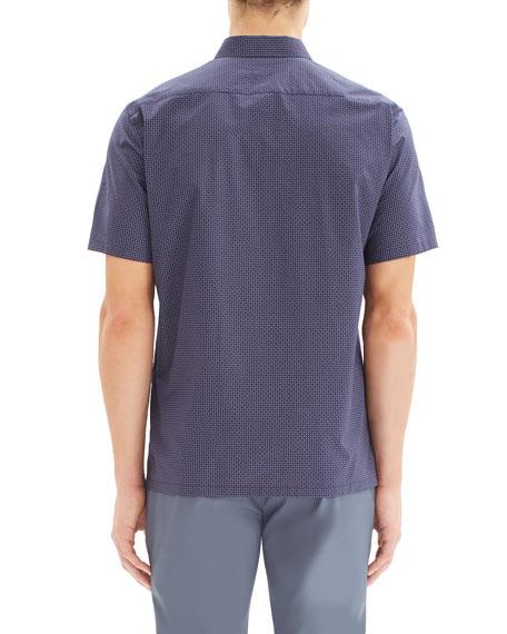 Theory Men's Irving Sillar Short-Sleeve Sport Shirt