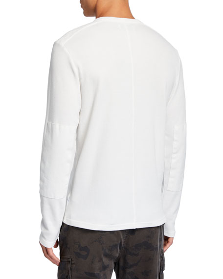 Ovadia & Sons Men's Type 01 Long-Sleeve Thermal T-Shirt