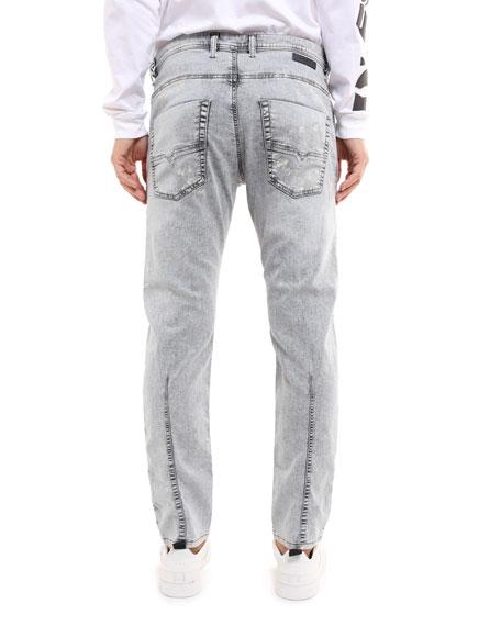 Diesel Men's Krooley Slim-Straight JoggJeans