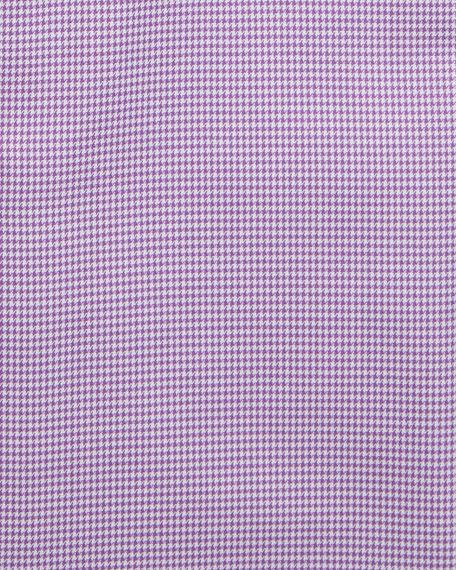 Ike Behar Men's Stretch-Cotton Dress Shirt