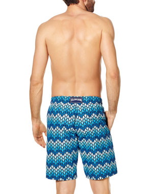 e54f6eb7f0 Men's Designer Swimwear at Neiman Marcus