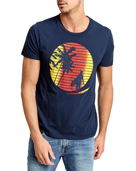 Sol Angeles Men's Sundrop Crewneck T-Shirt
