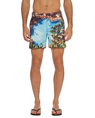 7c9d34bdcf Men's Designer Swimwear at Neiman Marcus