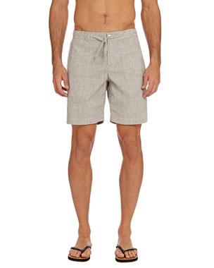 d881932ccb Orlebar Brown Men's Harton Stripe Shorts