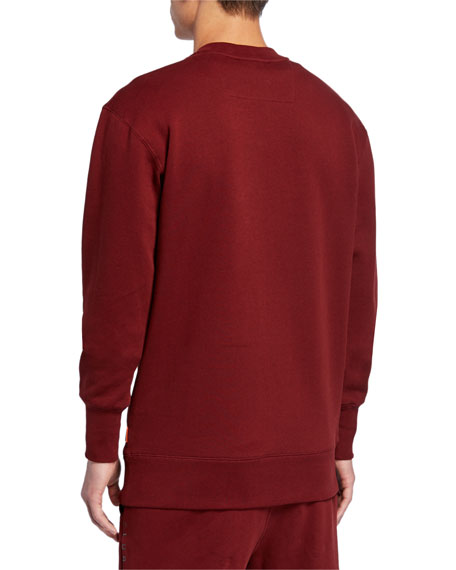 Scotch & Soda Men's x Club Nomade Crewneck Sweatshirt