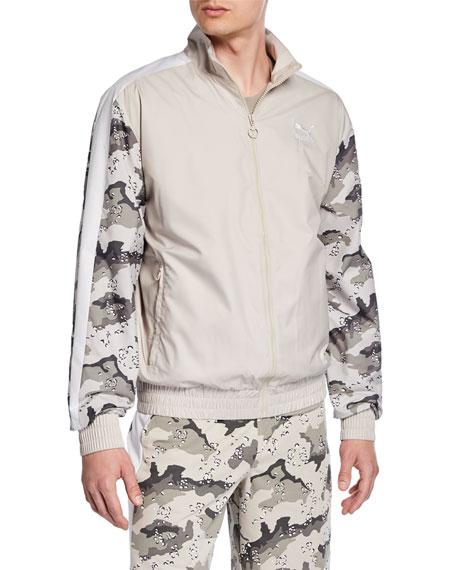 Puma Men's Wild Pack Two-Tone Jacket