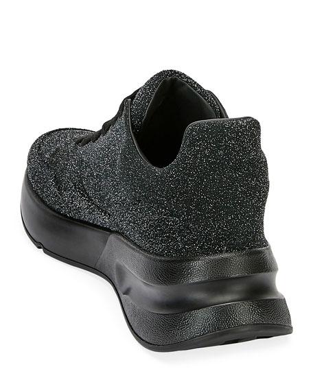 Alexander McQueen Men's Galaxy Chunky Runner Sneakers