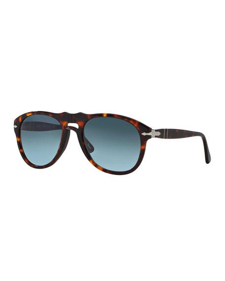 Persol Men's 649-Series Acetate Sunglasses