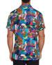 Robert Graham Men's Himalayas Graphic Short-Sleeve Sport Shirt
