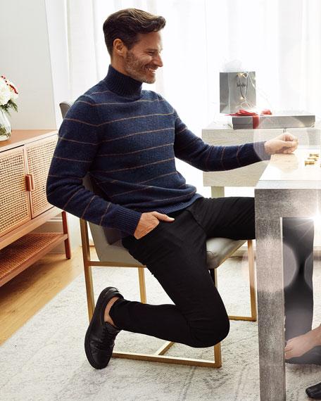 monfrere Men's Greyson Skinny Fit Stretch Jeans