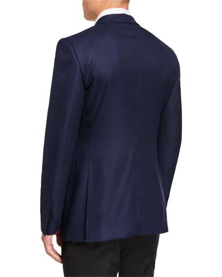 TOM FORD Men's O'Connor Hopsack Patch-Pocket Jacket