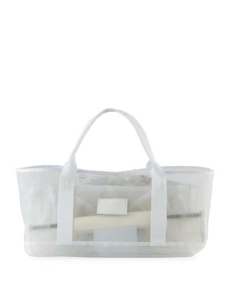 Helinox Foldable Mesh Beach Chair, White